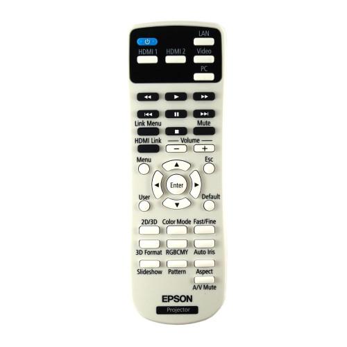 Genuine Epson 1602805 / 160280500 Projector Remote Control -