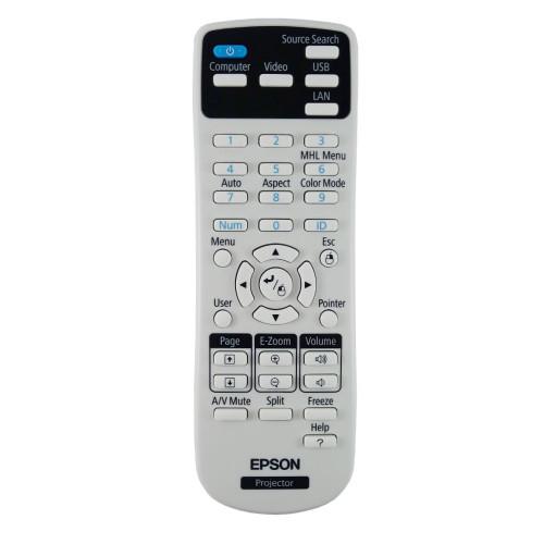Genuine Epson 1626366 / 162636600 Projector Remote Control -
