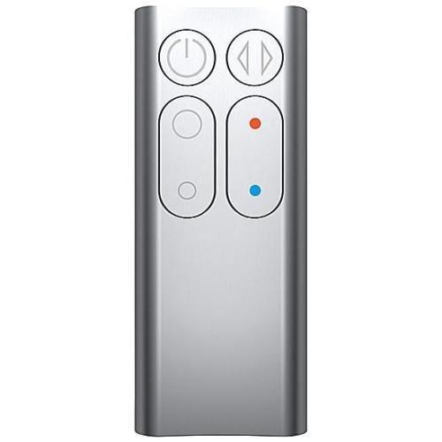 Genuine Dyson AM04 Silver Fan Remote Control