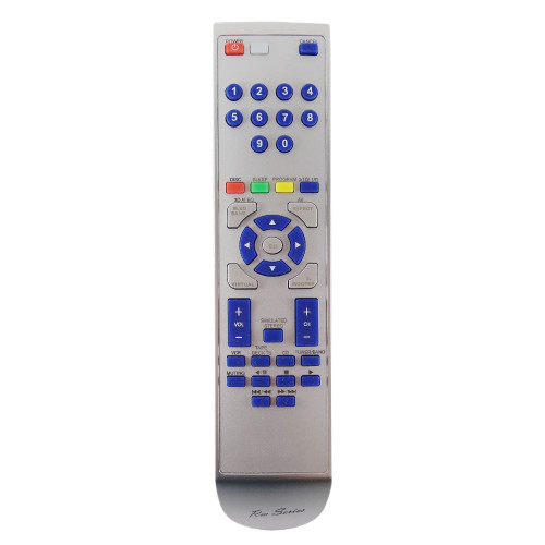 RM-Series HiFi Replacement Remote Control for SA-CH750