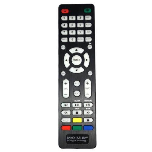 Genuine Maximum 7870/001 Digital Receiver Remote Control