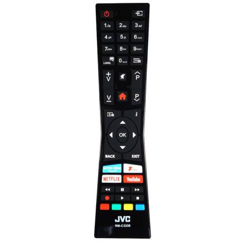 Genuine JVC LT-49C890 TV Remote Control