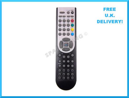 Wood RC1900 TV/ DVD Remote Control