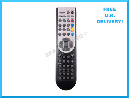 Acoustic Solutions RC1900 TV/ DVD Remote Control