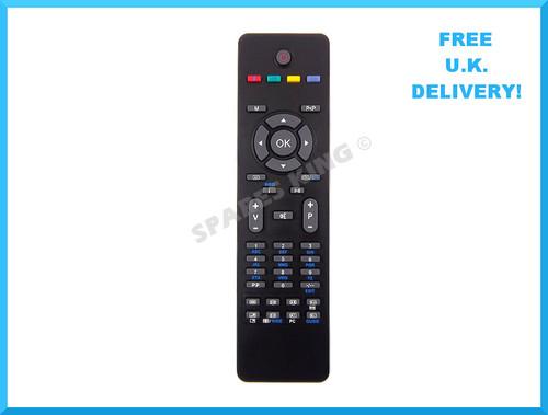 Hitachi RC1205 TV/ DVD Remote Control