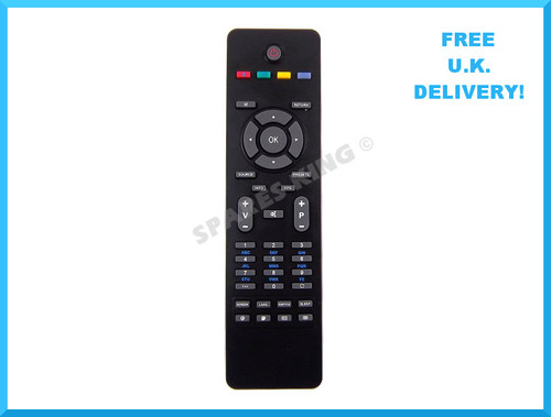 Luxor RC1825 TV Remote Control