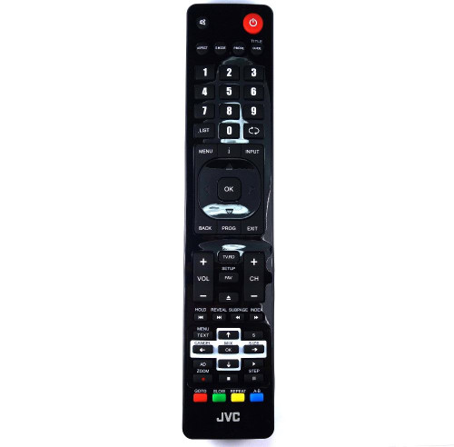 Genuine JVC LT-40C540 TV Remote Control