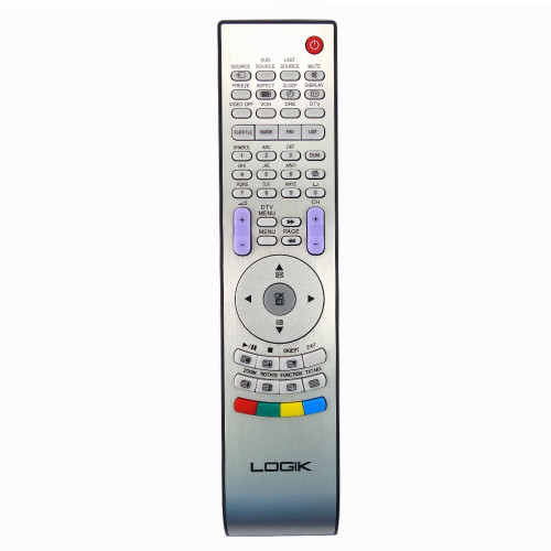 Genuine Logik 37LW427 TV Remote Control