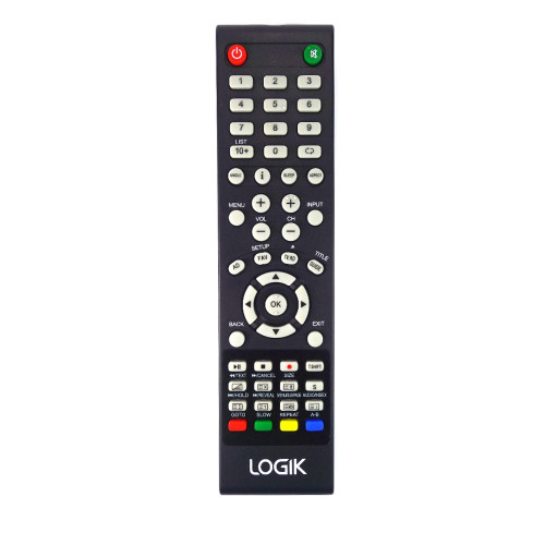 Genuine Logik L28HE13N TV Remote Control