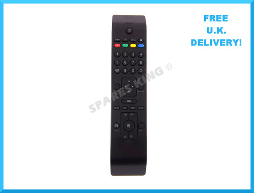 Xenius RC3902 TV Remote Control