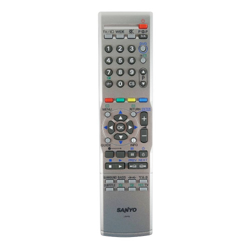 Genuine Sanyo CE23LD4B TV Remote Control