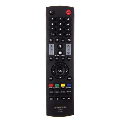 Genuine Sharp 9JR9800000005 TV Remote Control