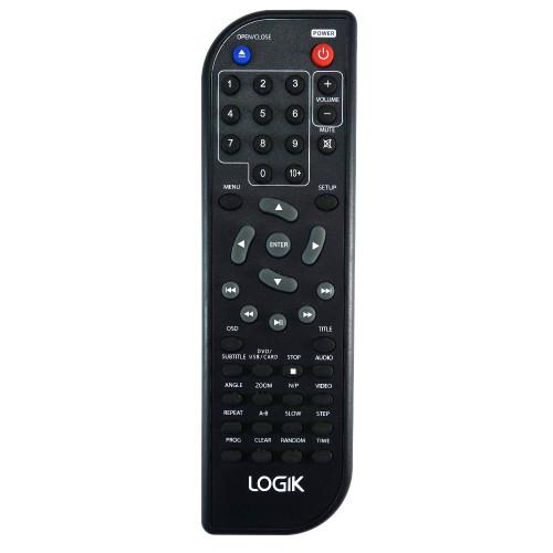 Genuine Logik 23186403 DVD Player Remote Control