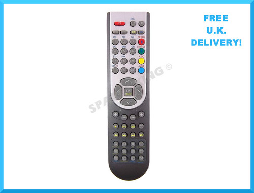 Acoustic Solutions RC1165 TV Remote Control