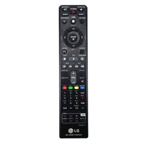 Genuine LG  HB805PHD0BGBRLL?á Home Theatre System Remote Control