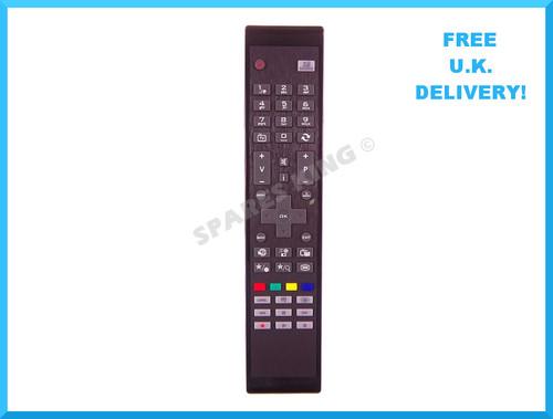 Polaroid RC4822 TV Remote Control