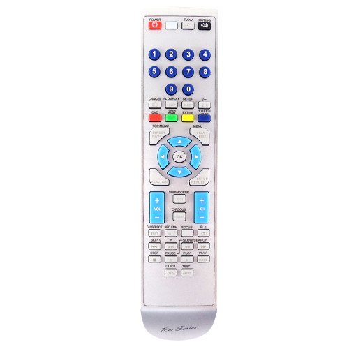 RM-Series DVD Home Cinema Replacement Remote Control for Panasonic SA-HT340