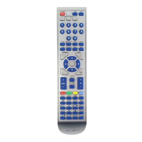 RM-Series DVD Recorder Replacement Remote Control for Sony RDR-DC305