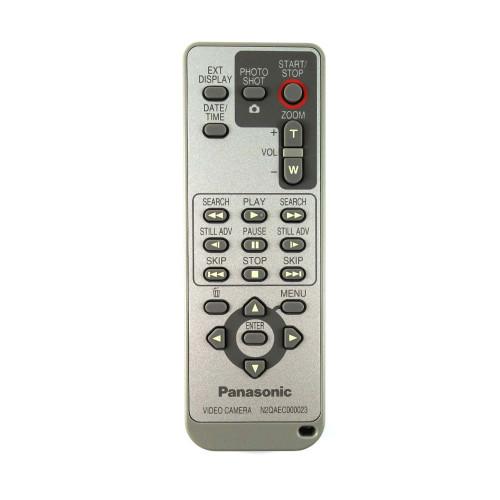 Genuine Panasonic  HDC-DX1EB-S Camcorder Remote Control