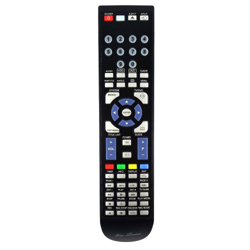 RM-Series DVD Recorder Replacement Remote Control for Sony 148016711