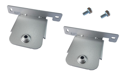 Genuine LG HS7 Soundbar Wall Fixing Brackets x 2 and Screws x 2