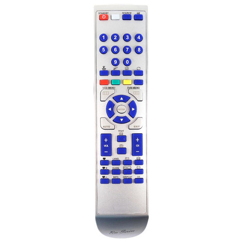 RM-Series TV Replacement Remote Control for Goodmans LD1971D