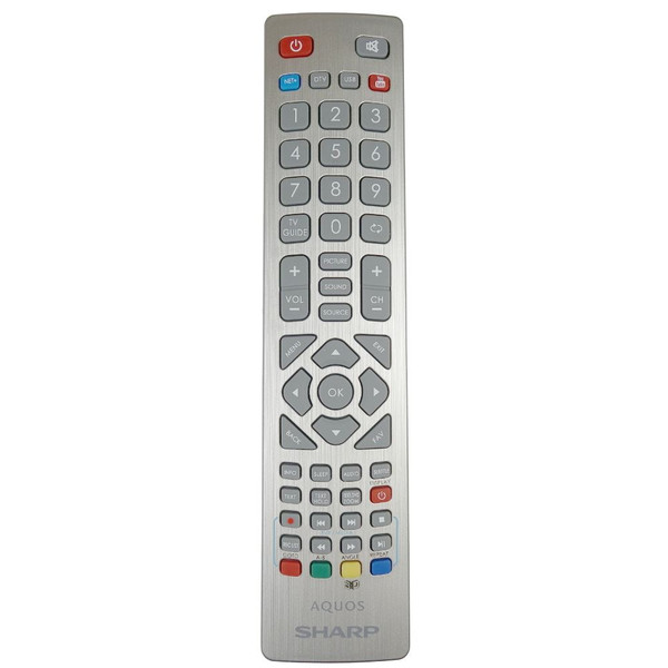 Genuine Sharp SHWRMC0112 TV Remote Control