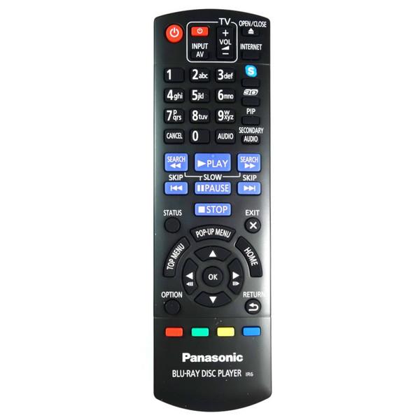 Genuine Panasonic N2QAYB000722 Blu-Ray Remote Control