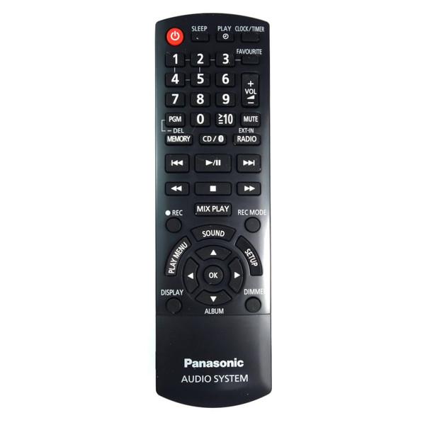 Genuine Panasonic SC-ALL7CDGNK1 HiFi Remote Control