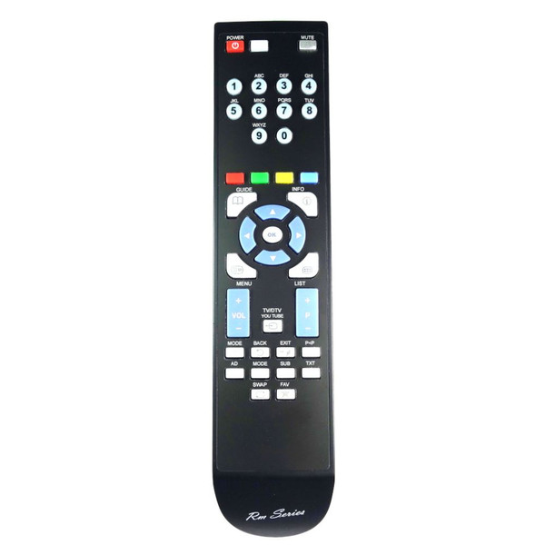 RM-Series Freesat Remote Control for Manhattan Plaza HD-S2