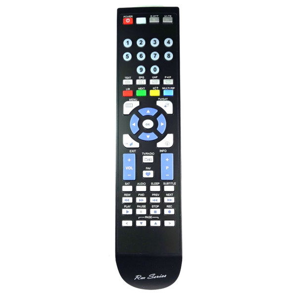 RM-Series PVR Satellite Remote Control for OPTIBOX CXPVRREADY