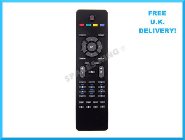 Hitachi RC1825 TV Remote Control