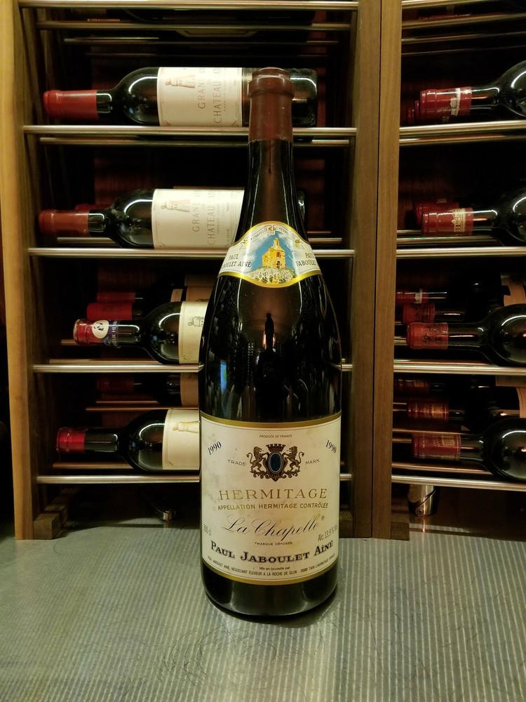 Paul Jaboulet Aine Hermitage La Chapelle 1990 3000ml