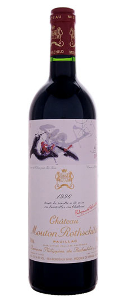 Mouton Rothschild 1996 3000ml
