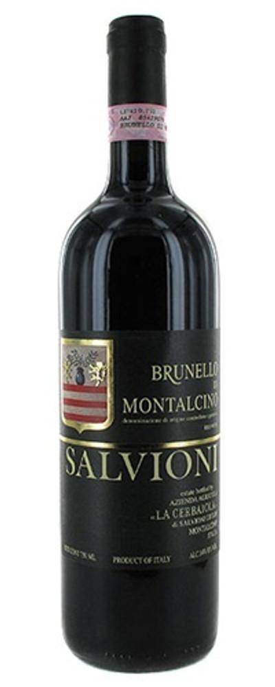 Salvioni Brunello di Montalcino La Cerbaiola 2013 750ml