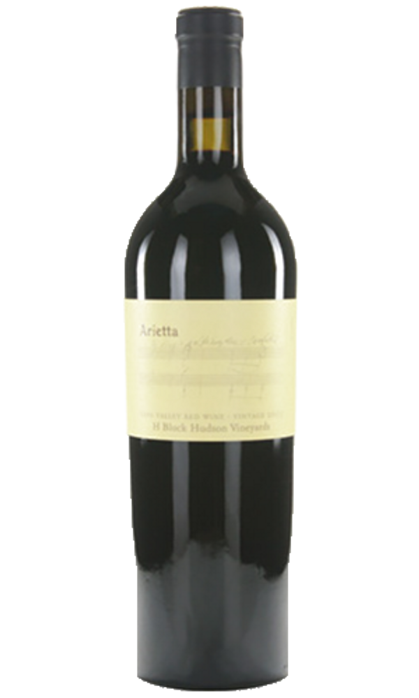 Arietta H Block Hudson Vineyards Proprietary Red 2008 750ml