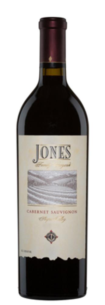 Jones Family Vineyards Cabernet Sauvignon Napa Valley 2008 750ml