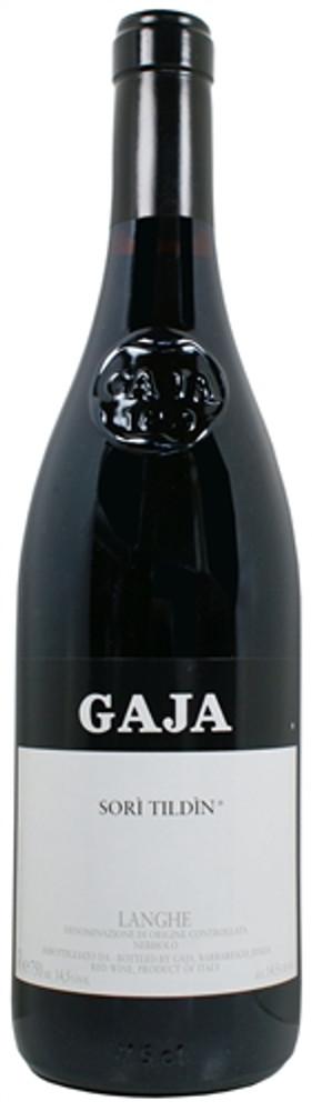 Gaja Barbaresco Sori Tildin 1990 750ml (Scuffed Label)