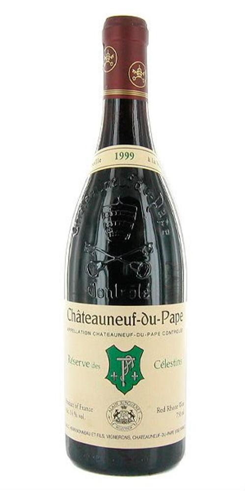 Henri Bonneau Chateauneuf-du-Pape Reserve des Celestins 1999 750ml