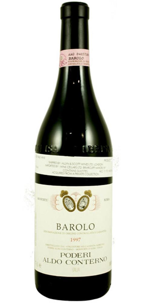 Aldo Conterno Barolo Bussia Soprana 1997 1500ml