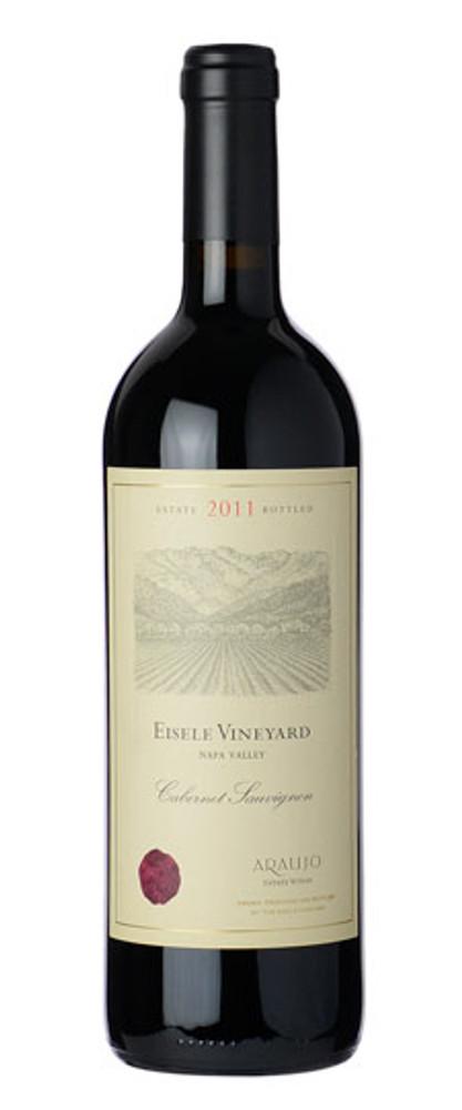 Araujo Estate Cabernet Sauvignon Eisele Vineyard 2011 750ml