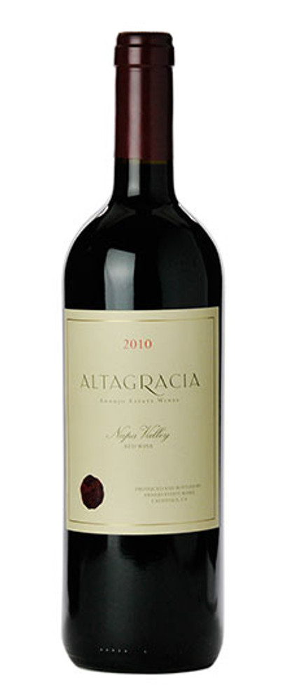 Araujo Estate Altagracia Proprietary Red Napa Valley 2010 750ml