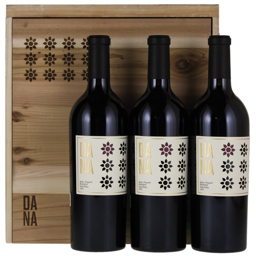 Dana Estates Cabernet Sauvignon Helms Vineyard 2010 in OWC (3 x 750ml)