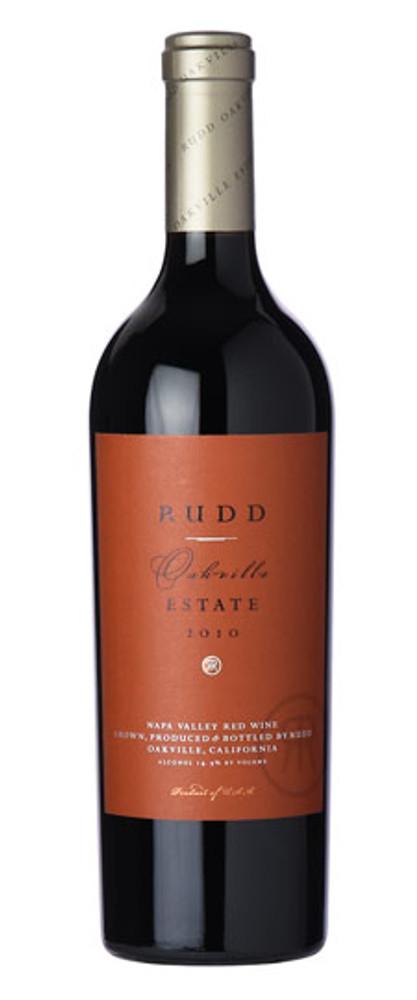 Rudd Oakville Estate Proprietary Red 2010 750ml