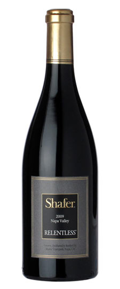 Shafer Relentless Syrah Napa Valley 2009 750ml