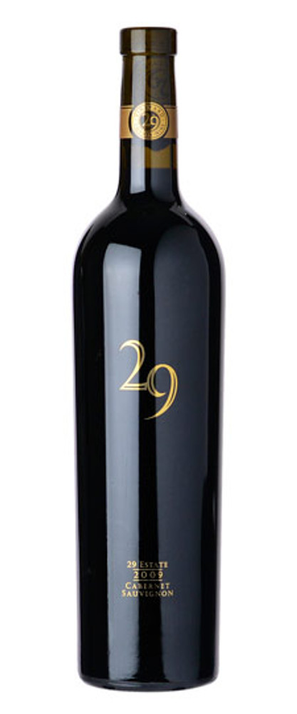 Vineyard 29 Cabernet Sauvignon 29 Estate St. Helena 2009 750ml