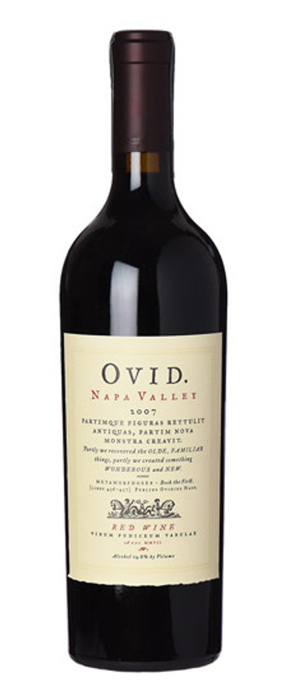 Ovid Proprietary Red Napa Valley 2007 750ml