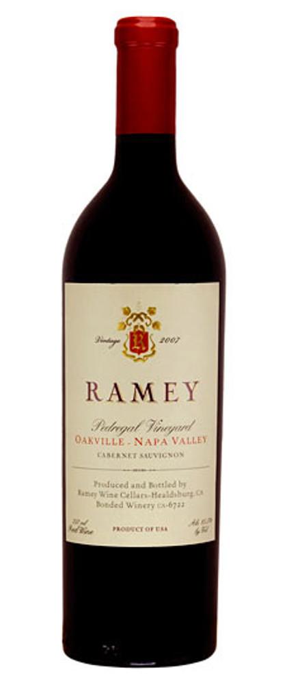 Ramey Cabernet Sauvignon Pedegral Vineyard 2007 1500ml