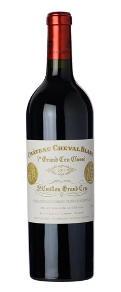 Cheval Blanc 2001 750ml