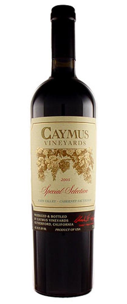 Caymus Special Selection Cabernet Sauvignon 2005 750ml